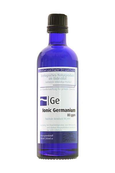 Ionic kolloid. Germanium 200ml (Ge)