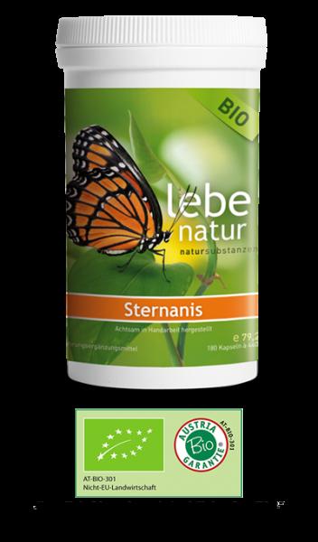 lebe natur® Sternanis 180er BIO