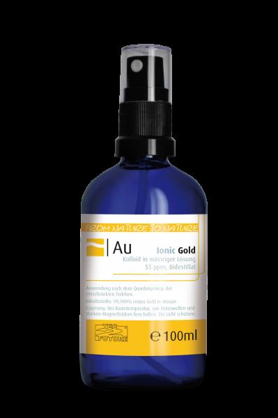 Ionic kolloid. Gold 100ml (Au)