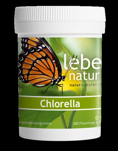 lebe natur® Chlorella 280er
