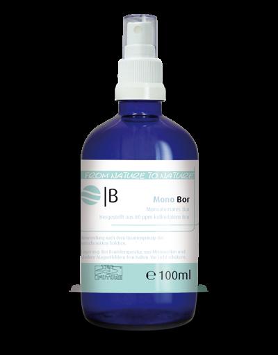 Monoatomares Bor 100ml (B)
