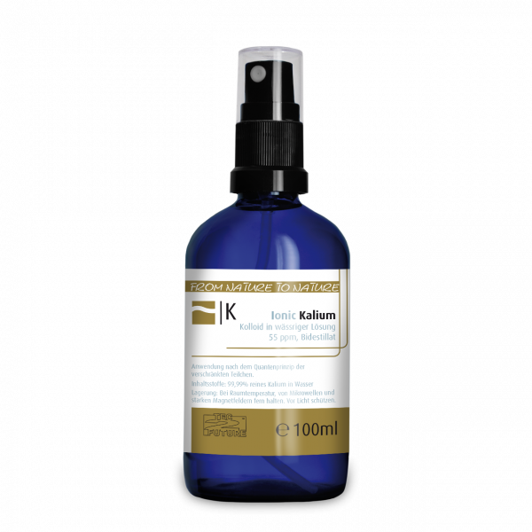 Ionic kolloid. Kalium (K) 100 ml