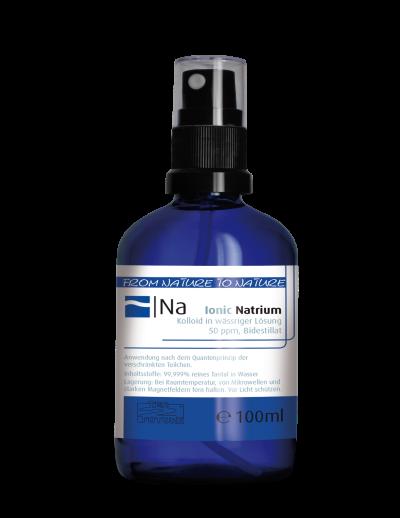 Ionic kolloid. Natrium 100ml (Na)