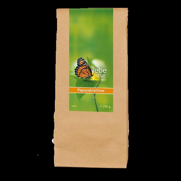 lebe natur® Papayablatttee 250 g