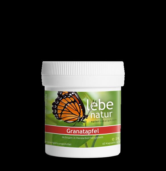 lebe natur® Granatapfel 60er