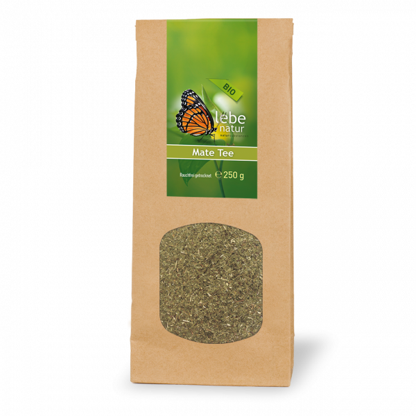 lebe natur® Mate Tee BIO 250 g
