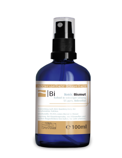 Ionic kolloid. Bismut 100ml (Bi)