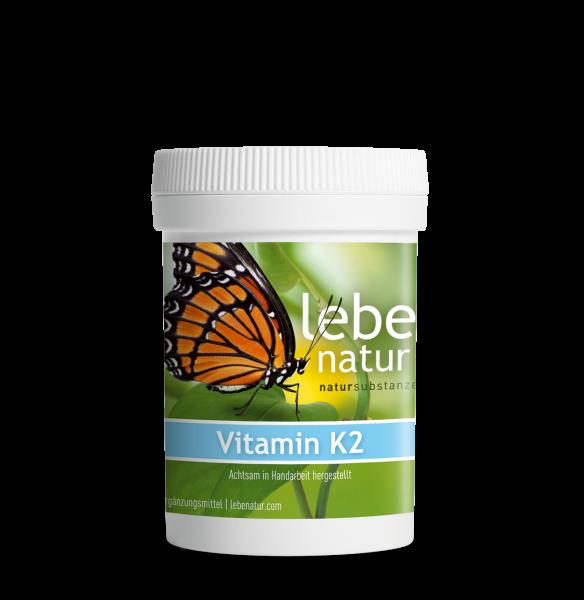 lebe natur® Vitamin K2 90er
