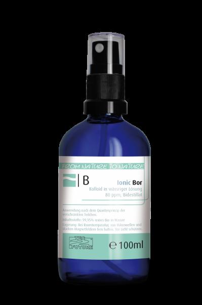 Ionic kolloid. Bor 100ml (B)