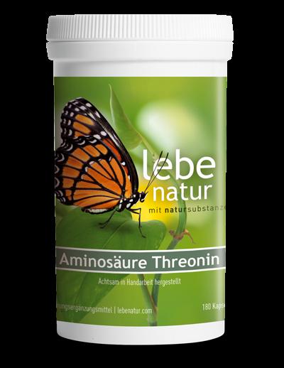 lebe natur® Aminosäure Threonin