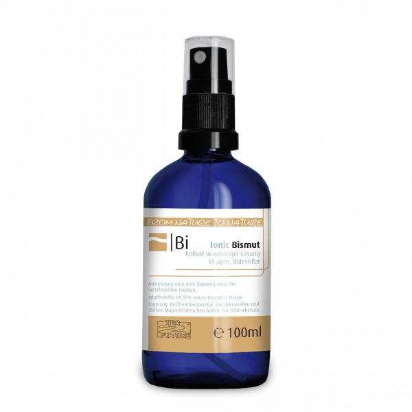 Ionic kolloid. Bismut (Bi) 100 ml
