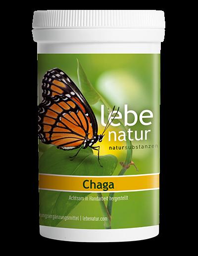 lebe natur® Chaga 180er