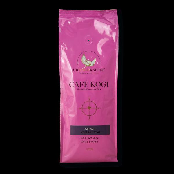 Café Kogi - Seivake, ganze Bohne 1 kg