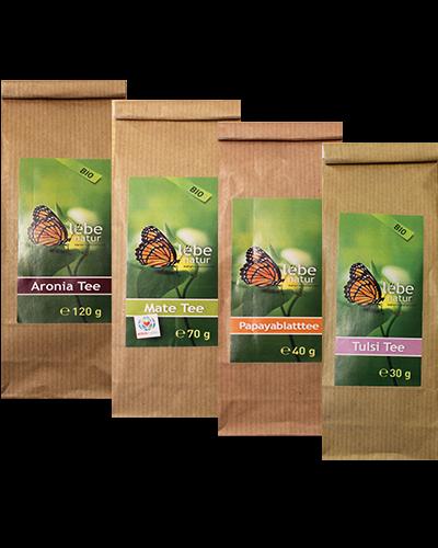 lebe natur® Tee Selektion