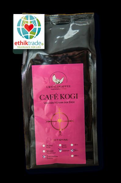 Café Kogi - Zhigoneshi, gemahlen 250 g