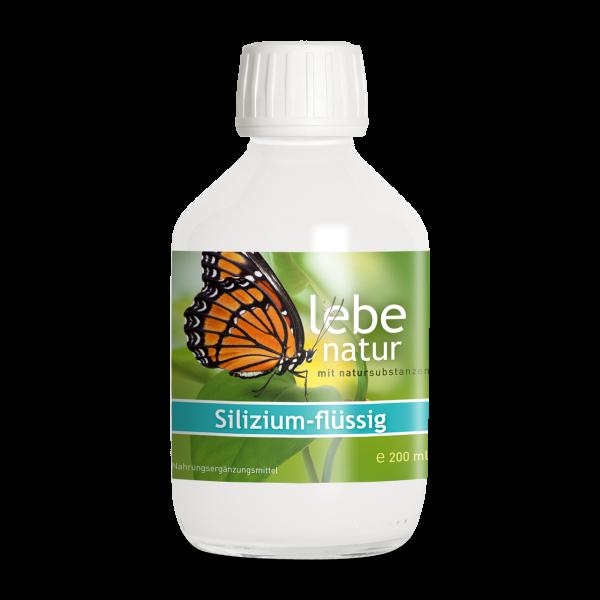 lebe natur® Silizium-flüssig 200 ml
