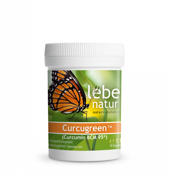 lebe natur® Curcugreen™ 90er