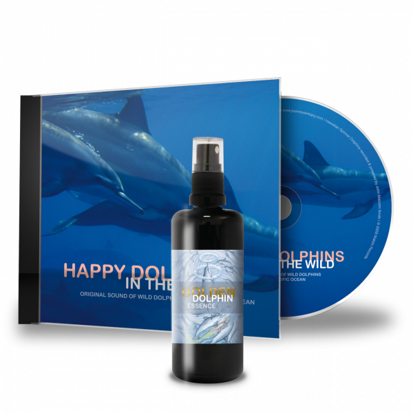Happy Golden Dolphin Package Package