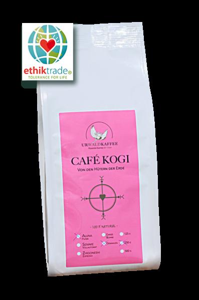 Café Kogi - Aluna, gemahlen 250 g