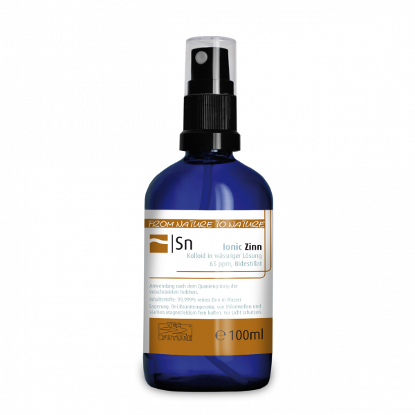 Ionic kolloid. Zinn 100ml (Sn) Flasche