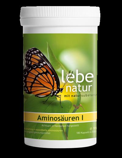 lebe natur® Aminosäuren I 180er