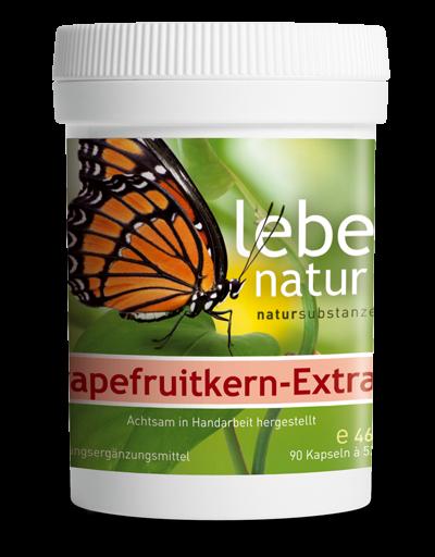 lebe natur® Grapefruitkern-Extrakt