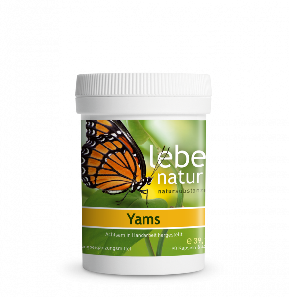 lebe natur® Yams
