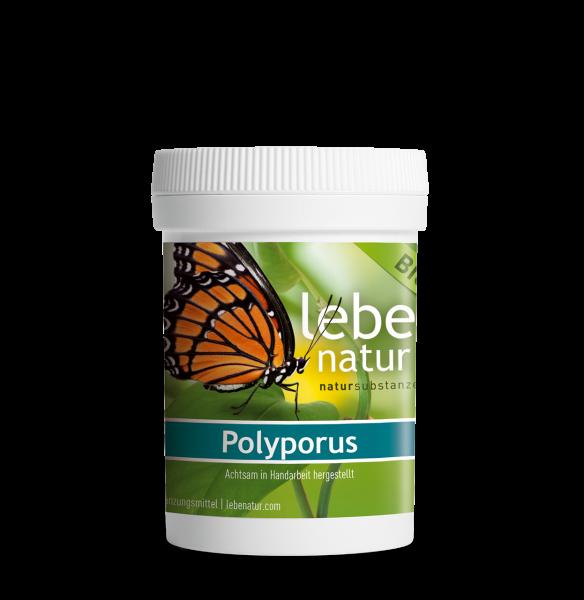 lebe natur® Polyporus Pilz BIO 90er